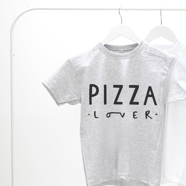 pizza lover childs t shirt