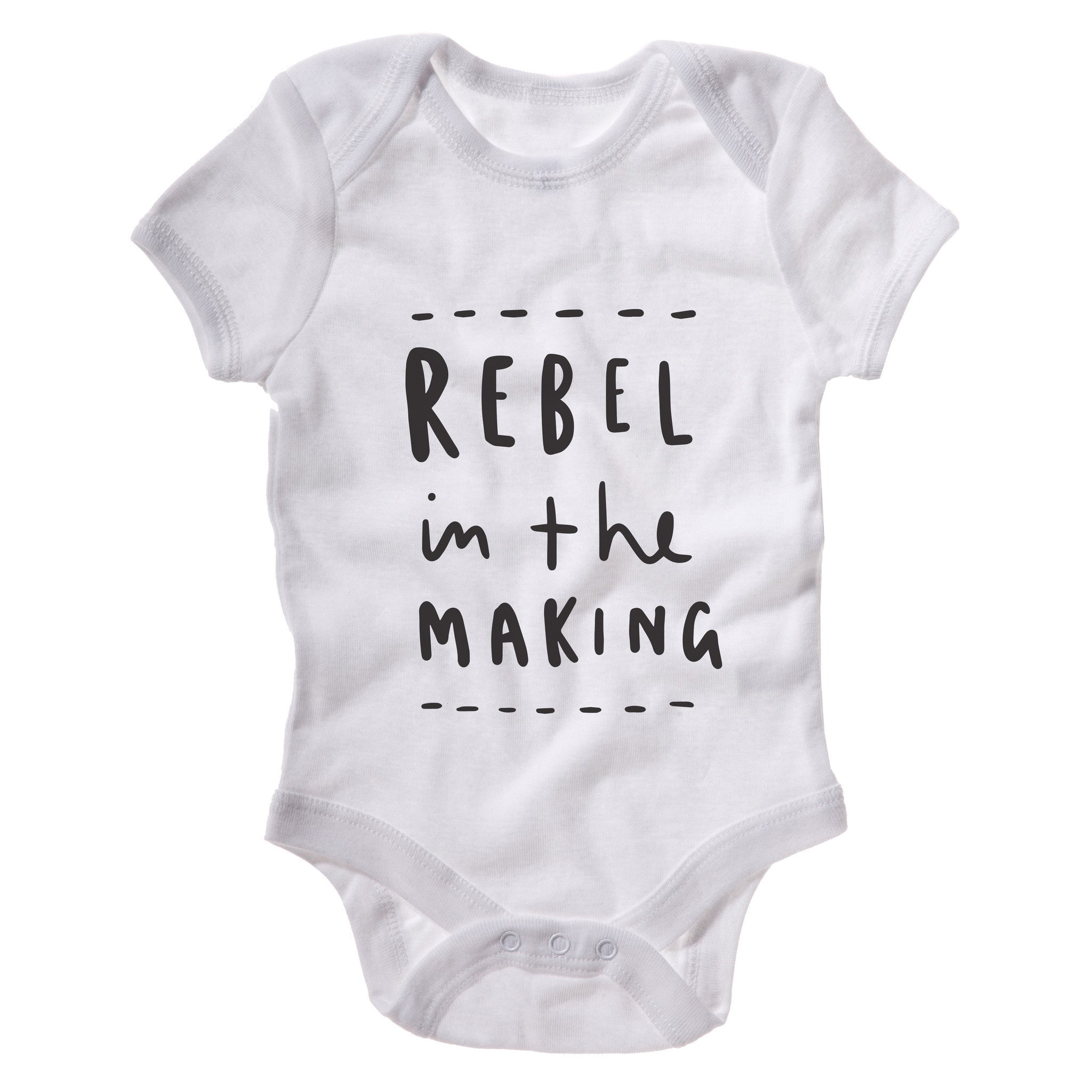 rebel in the making baby grow