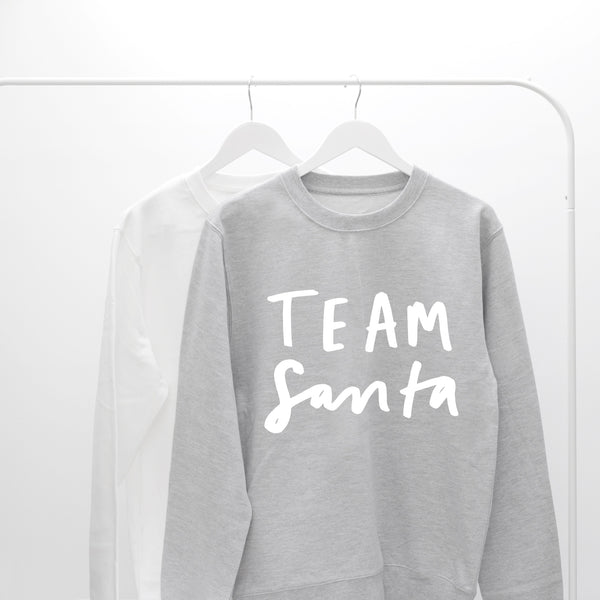 Team Santa Sweater