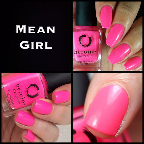The Debut Collection - Bright And Fun Neon Nail Polishes | heroine ...