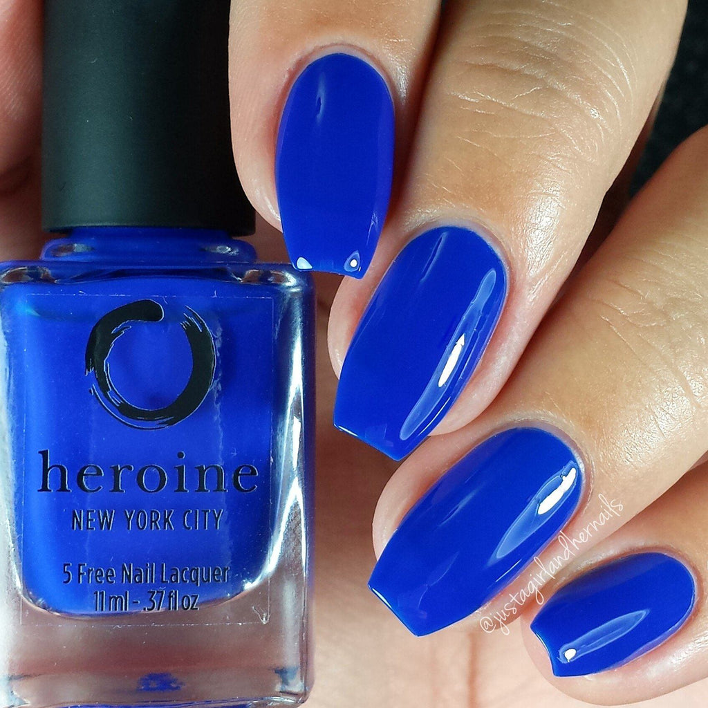 Outstanding Royal Blue Nail Polish Picture Collection - Nail Art ...