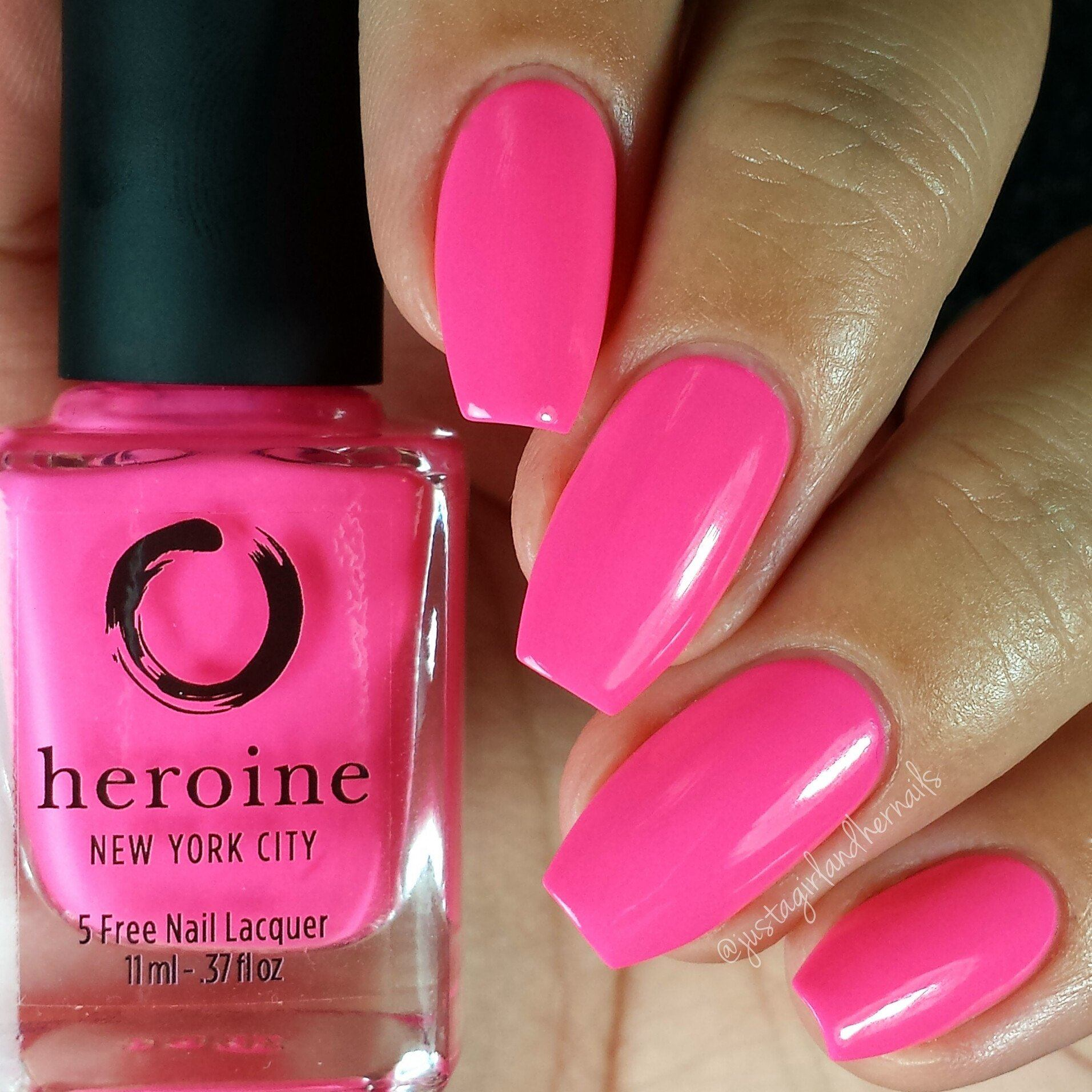 MEAN GIRL Nail Polish heroine