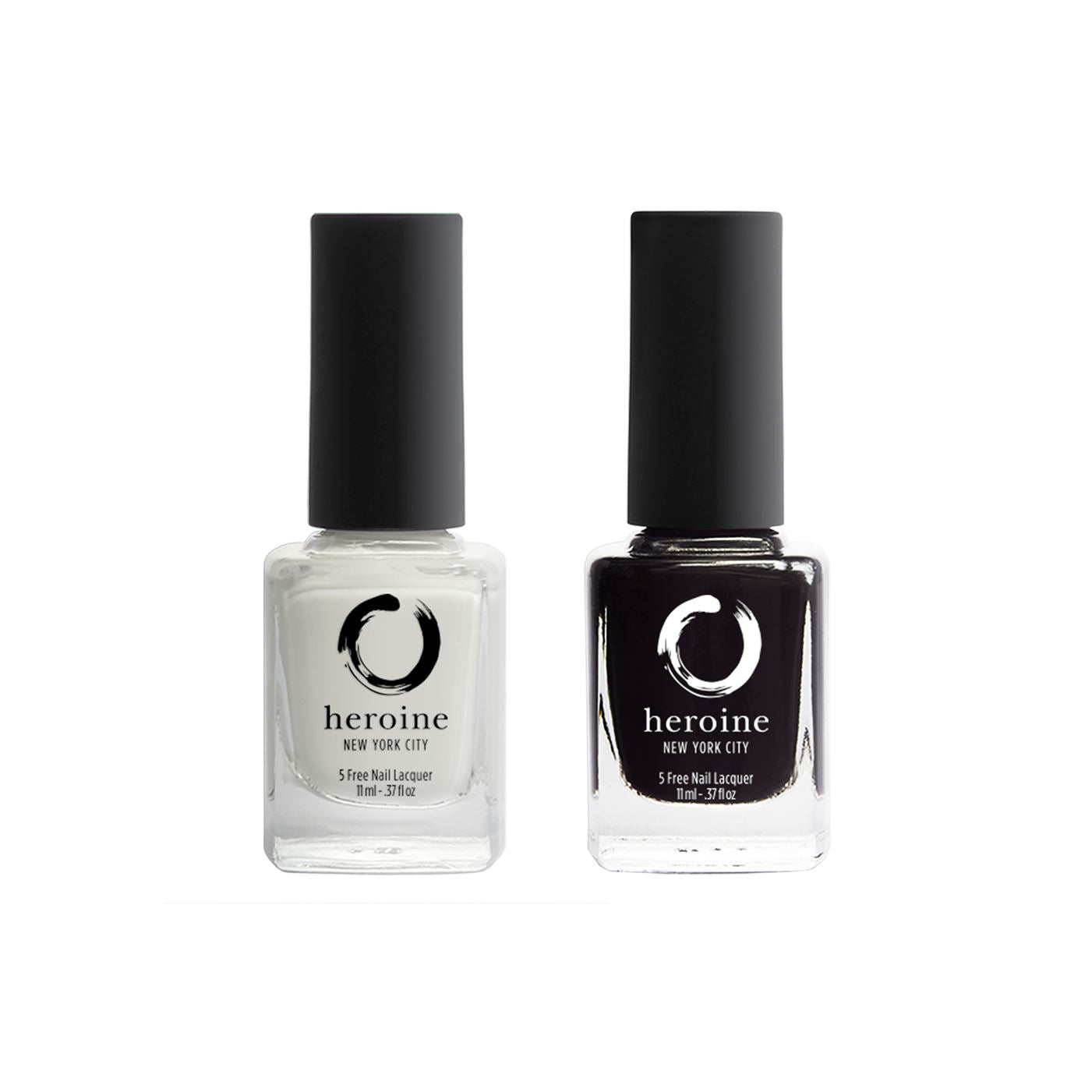 THE ESSENTIALS Nail Polish heroine The Essentials Duo