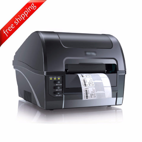 C168 300S Barcode Printer Packing Box Label Sticker Printer For iPhone