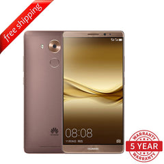 Huawei Mate 8  4+64GB (Multi-Language) - Mocha Brown