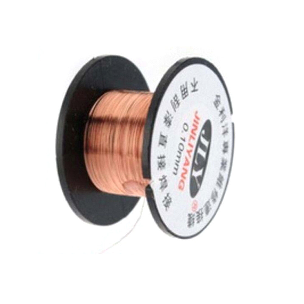 0.1mm Polyurethane Enameled Wire Copper Wire for Phone Repair