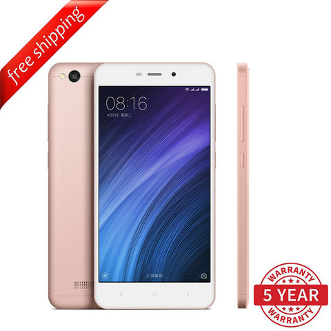 Xiaomi HongMi 4A 2GB/16GB Dual SIM (Multi-Language) - Rose Gold