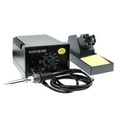 QUICK 936E Temperature Soldering Station ESD Enough Power Electronic Repair Soldering Station Iron