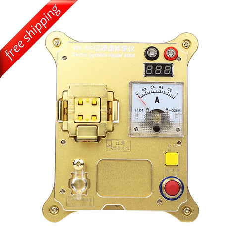 WL 64 Bit IC Chip Programmer Tool Repair Mainboard Nand Flash HDD SN For iPhone 5S 6 6Plus iPad Air Mini 2 3 - ( English & Chinese Software )