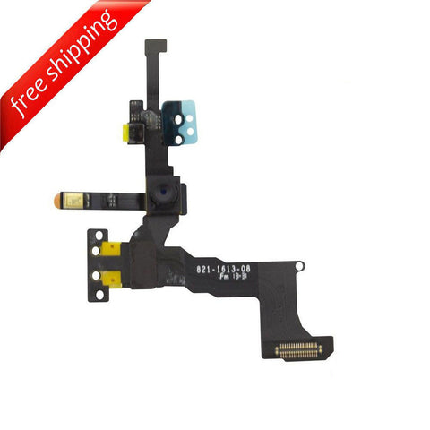Front Camera With Proximity Sensor Flex Cable For iPhone 5s