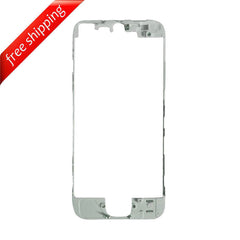 LCD Frame For Apple iPhone 5s - White