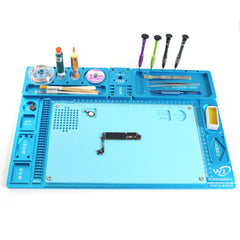 WL High temperature Aluminum alloy Pad Mobile Phone Repair Maintenance Platform