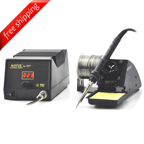 AOYUE INT-937 Digital Lead Free Soldering Station