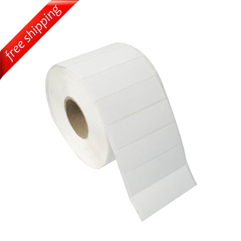 iPhone 5 / 5S Packaging Box White Label Sticker Roll(2000pcs)