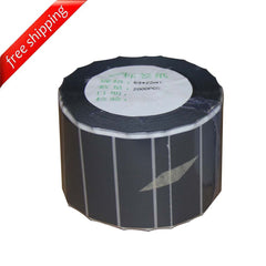 iPhone 5 Packaging Box Black Label Sticker Roll(2000pcs)