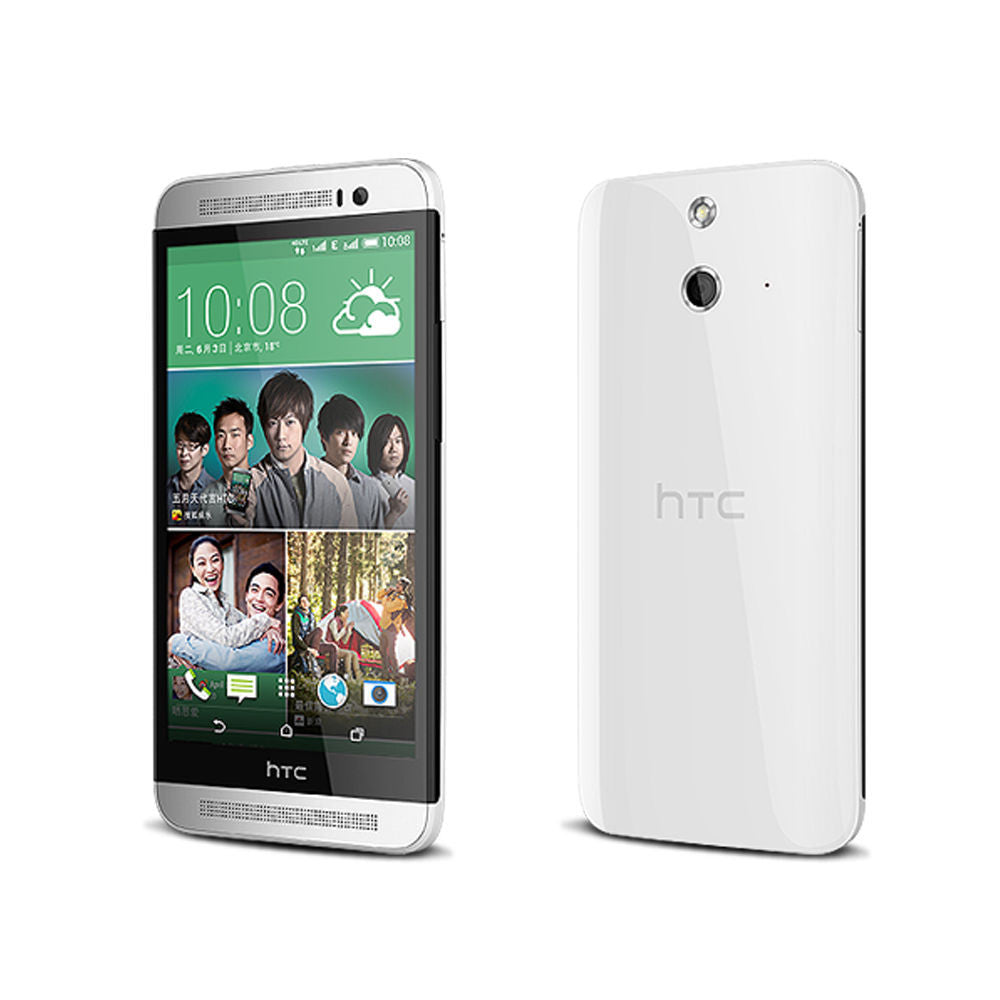 Original HTC ONE E8 16GB Factory Unlocked White - Refurbished