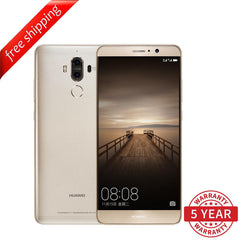 Huawei Mate 9  4+64GB (Multi-Language) - Champagne Gold
