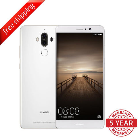 Huawei Mate 9  6+128GB (Multi-Language) - Ceramic White