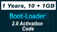 Boot-Loader v2.0 Activation Code 1 year, 10+1 GB