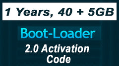 Boot-Loader 2.0 Activation Code 1 year, 40 + 5 GB