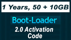 Boot-Loader v2.0 Activation Code 1 year, 50 +10 GB