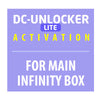 DC-Unlocker Lite Activation For Main Infinity Box