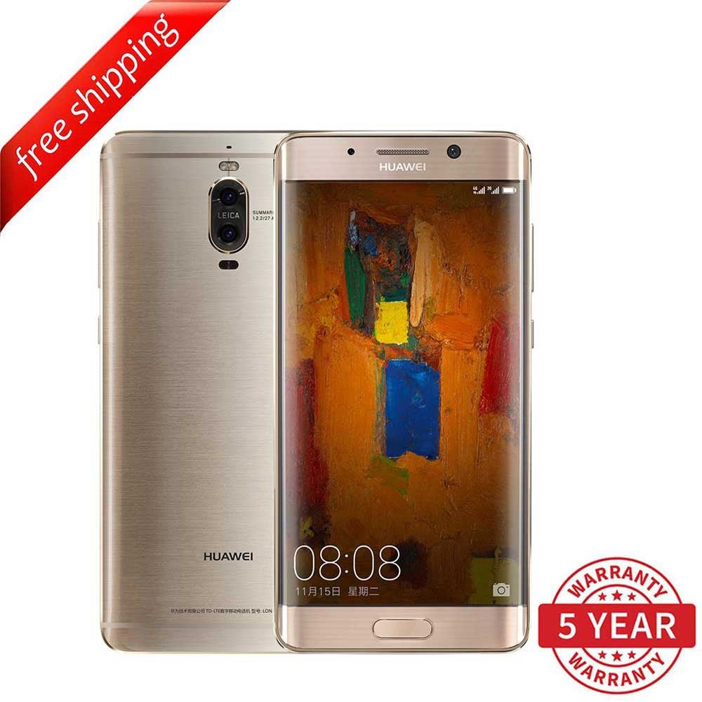 Huawei Mate 9 Pro  6+128GB (Multi-Language) - Haze Gold