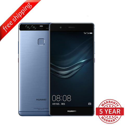 Huawei P9  4+64GB (Multi-Language) - Blue