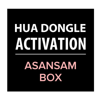 HUA Dongle Activation for AsanSam Box