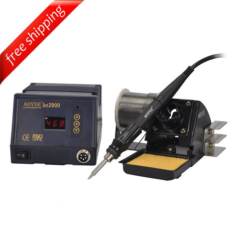 AOYUE INT-2900 Digital Lead Free Soldering Station