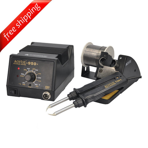 AOYUE INT-950+ Tweezer Type Soldering Station