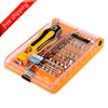 JAKEMY JM-6091 (37 in 1) Interchangeable Screwdriver Hardware Tool Set