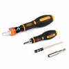 JAKEMY JM-6108 (79 in 1) Screwdriver Ratchet Hand Tools Furniture Computer Electrical Tools Kit