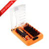 JAKEMY JM-8109 (38 In 1) Screwdriver Set Repair Tools For Laptop & Phone