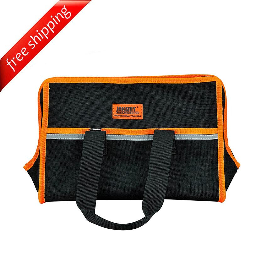 JAKEMY JM-B03 Oxford Cloth Tool Bag Carrier, Size: 270 x 150 x 120mm
