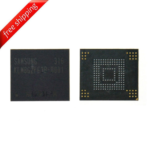 New and Original SAMSUNG KLM8G2FE3B-B001 EMMC IC Flash IC Memory
