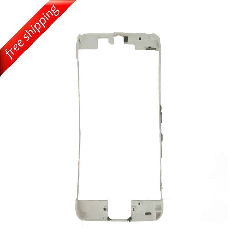 LCD Frame For Apple iPhone 6 - White