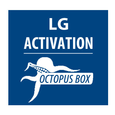 Octopus LG Activation - Delivery Time : 2-5 Minutes