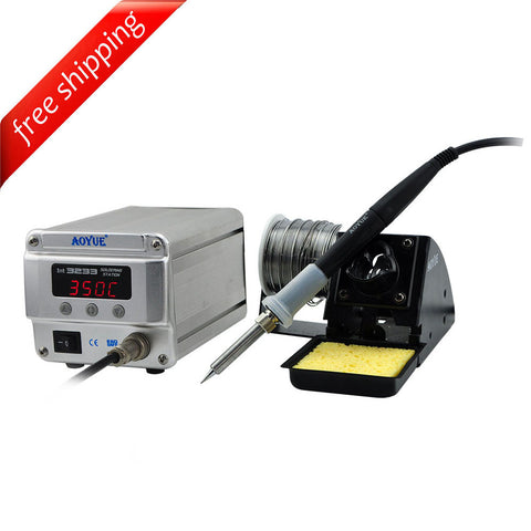 AOYUE INT-3233 Digital Lead Free Soldering Station