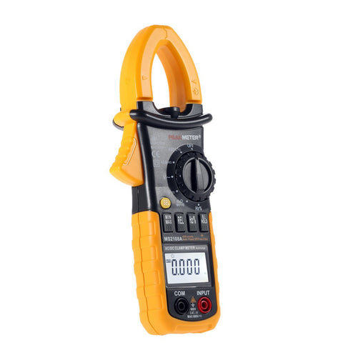 HYELEC MS2108A Digital AC/DC Clamp Meter 4000 Counts