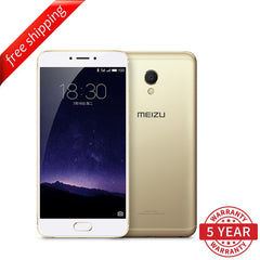 Meizu MX6 4+32GB (Multi-Language) - Champagne Gold