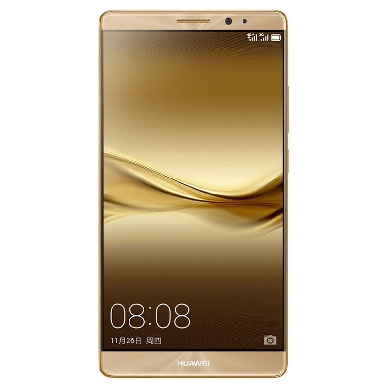 Huawei Mate 8  4+64GB (Multi-Language) - Champagne Gold