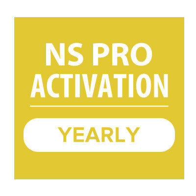 NS Pro Yearly Activation