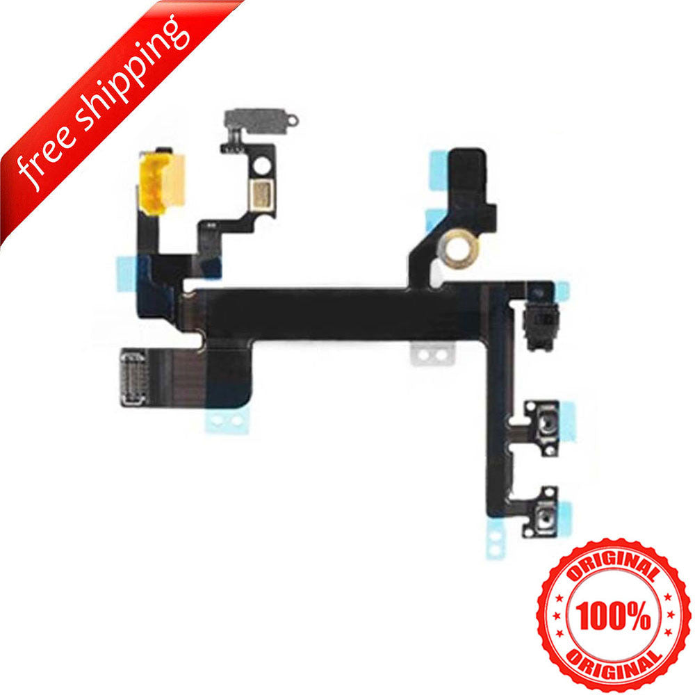 Original Power & volume Flex Cable For iPhone 5s