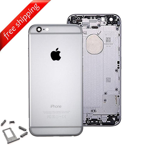 Back Housing Replacement Battery Case Cover Rear Frame For iPhone 6 Plus - Grey