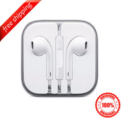 For Apple iPhone 4 5 S 6 Plus iPad iPod Earphones - Original