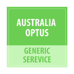 Australia Optus Generic Service - Delivery Time : 72 Hours