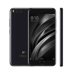 Xiaomi Mi 6 6GB+128GB Dual SIM  (Multi-Language) - Ceramic Black