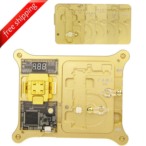 WL iPhone 4S 5 5C 5S 6 6P 6S 6SP IC Chip Programmer & Chip Repair Device - ( English & Chinese Software )