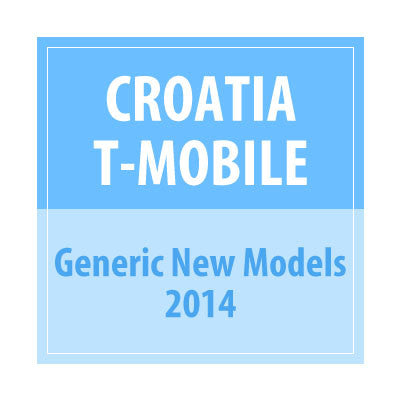 Croatia T-Mobile Generic New Models 2014